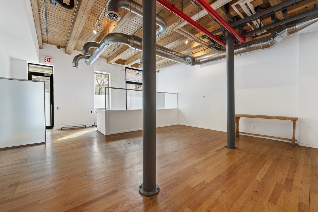 True commercial loft space downtown for sale little italy for Loft in manhattan for sale
