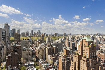 Central Park View 3 Bedroom 4 Bathroom With Den Outside E At The Trump Plaza